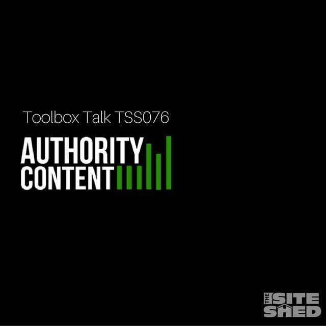 TSS076_Authority Content