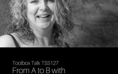 From A to B with Alison Donaghey