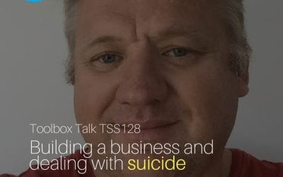 Building a business and dealing with suicide with Jason Spaull