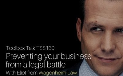 Preventing your business from a legal battle