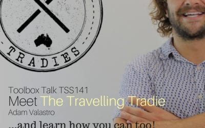 Meet The Travelling Tradie