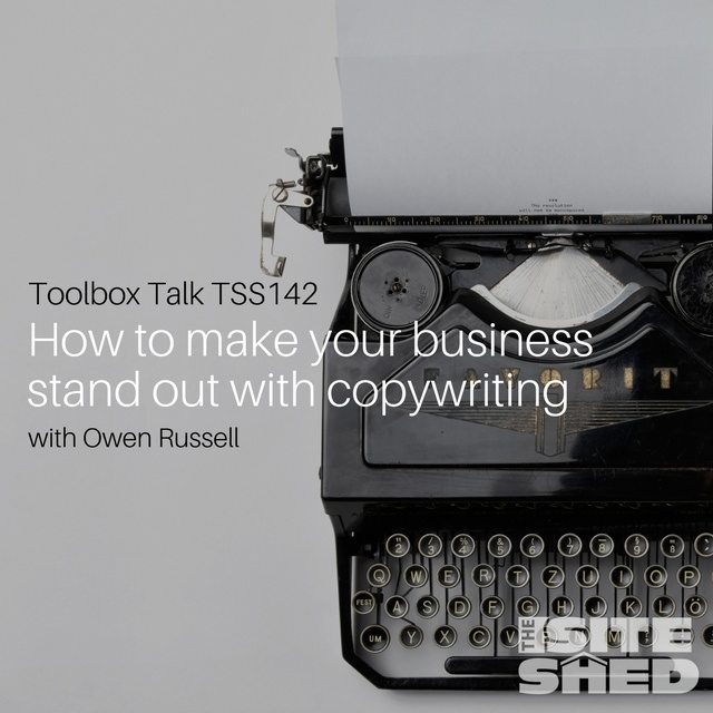 Learn how to make your business stand out with copywriting.
