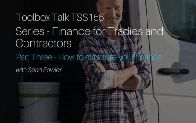 How To Structure Your Finance