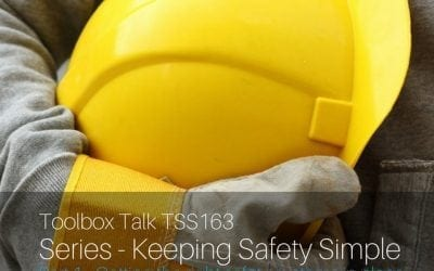 Keeping Safety Simple Series Part 1: Getting the right safety systems in place