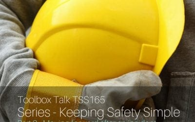 Keeping Safety Simple Series Part 3: Moving Forward After An Incident