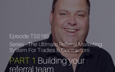 Building your referral team
