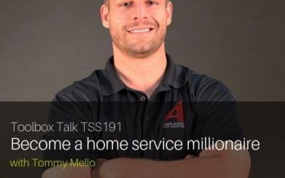 Become A Home Service Millionaire