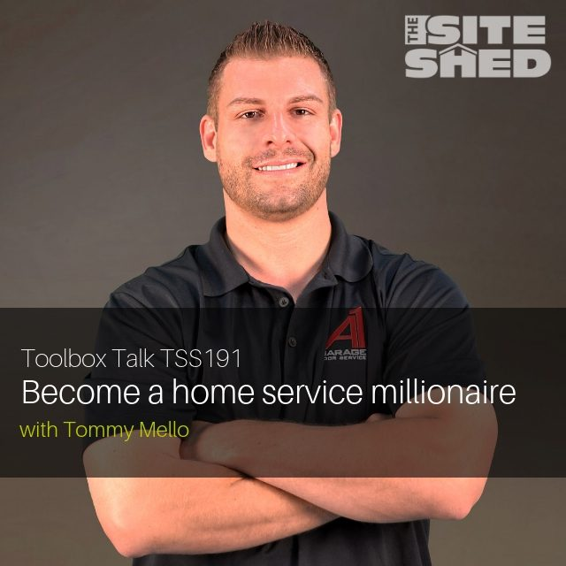 Tradiematepro Site Shed Podcast