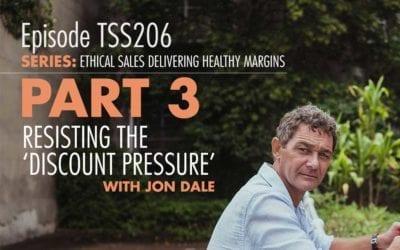 Resisting the 'Discount Pressure'
