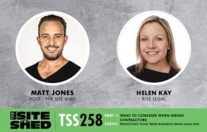 TSS258 site