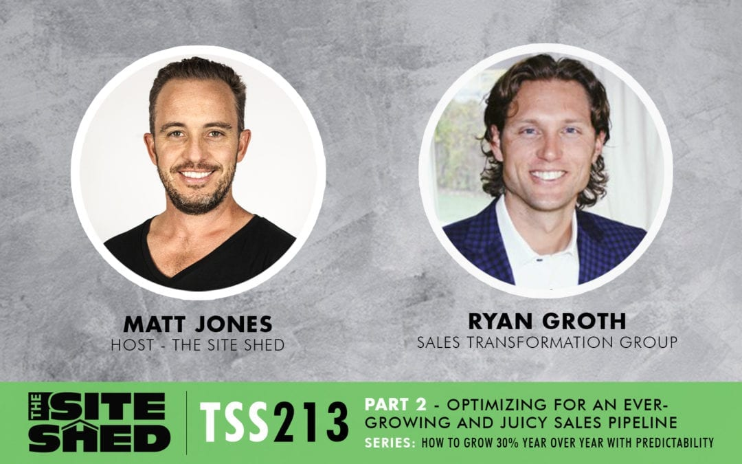 Optimizing for an Ever-Growing and Juicy Sales Pipeline
