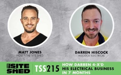 How Darren 4-X'd His Electrical Business In 7 Months